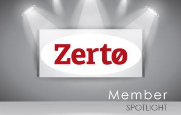 zerto member spotlight